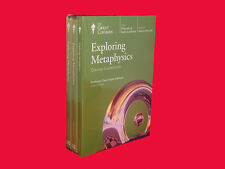 NEW Audio CDs 12 Lectures Exploring Metaphysics Great Courses Teaching Company