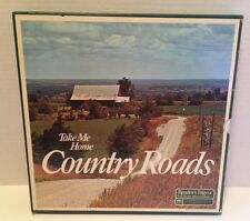 "Take Me Home Country Roads Set of 7-12"" Records RCA 1973 Good Condition"