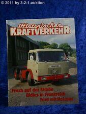 Historischer Kraftverkehr 4/94 Ford mit Holzgas