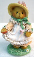 "1994-Cherished Teddies-Hope-""Our Love is Ever-blooming""-Enesco-#103764-No Box"