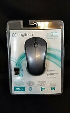 Logitech M310 Wireless Mouse Silver NEW
