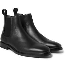 Lanvin Panelled Leather Chelsea Boots Sz 43/ US 10 Brand New