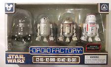 2016 Disney Star Wars Rogue One Astromech Droid Set C2-B5 R2-BHD R3-M2 R5-SK1