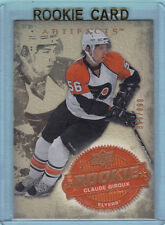 2008-09 CLAUDE GIROUX ARTIFACTS Rookie Card /999  RC 08/09 FLYERS