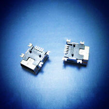 1 x Female Mini USB Type B 5-Pin SMT SMD Socket Jack Connector Port PCB Board