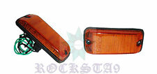 SUZUKI SJ413 SJ410 SIDE TURN SIGNAL LIGHTS JIMNY SAMURAI SIERRA GYPSY CARIBIAN