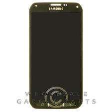 LCD Digitizer Buttons for Samsung Galaxy S5 Active Green OEM Display Screen