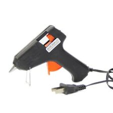 Electric Heating Hot Melt Glue Gun Sticks Trigger Art Craft Repair Tool 20W