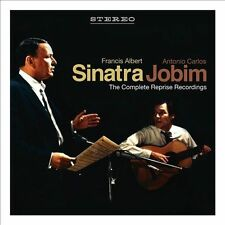 Sinatra/Jobim: The Complete Reprise Recordings  NEW/SEALED/PROMO CD