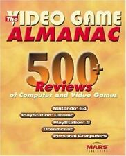 The Video Game Almanac: 450+ Reviews of Computer and Video Games-ExLibrary