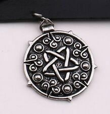 Yennefer Medallion Pendant Witcher Yennefer Amulet Necklace Wild Hunt 3 Cosplay