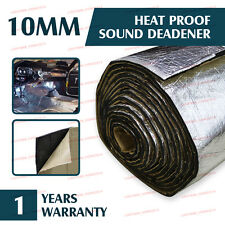 100cm x 150cm Acoustic Dampening Sound Killer Car Heat Shield Mat Self-Adhesive