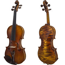 SKY Guarantee Mastero Sound Professional Hand-made 4/4 Acoustic Violin ONE Piece
