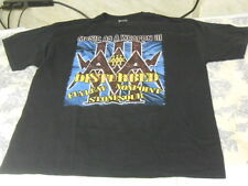 Vtg. 2006 Disturbed, Stonesour, Flyleaf & Nonpoint: Music as a Weapon III TShirt