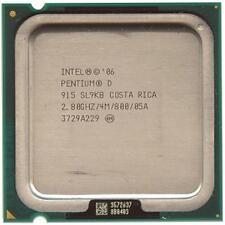 Intel Pentium 915 2.80 GHz Zócalo de CPU D 775