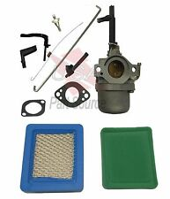 Carburetor For Briggs and Stratton 591378 and Old Briggs Carb Filter Replacement