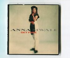 Anna Mwale SEALED (!) 3-INCH-cd-maxi GET FREE © 1990 CBS 3-track 656103 3 Remixe