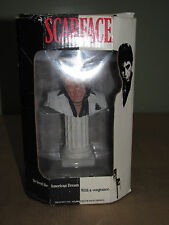 "Scarface Tony Montana Mini Bust Approx. 6"" Tall Brand New In Box, USC#997"