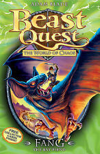 Fang the Bat Fiend (Beast Quest), By Adam Blade,in Used but Acceptable condition