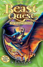 Adam Blade Fang the Bat Fiend (Beast Quest) Very Good Book