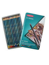 Derwent Artists Pencils 12 Tin