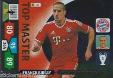 Panini Adrenalyn Champions League 13/14 - Top Master -Franck Ribery