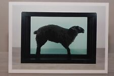 "DAMIEN HIRST: ""Black Sheep"" limited Art-Postcard (exhibition)  NEW"