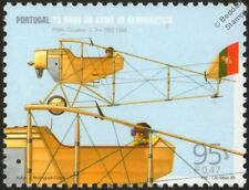 CAUDRON G.3 (G.III) Biplane Aircraft Mint Stamp (1999 Portugal)