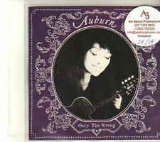(DR980) Auburn, Only The Strong - 2012 DJ CD