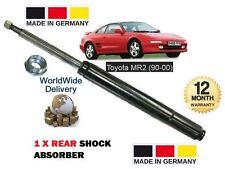 Per Toyota MR2 2.0 16V 1990-2000 NUOVO 1 X Posteriore AMMORTIZZATORE Shocker