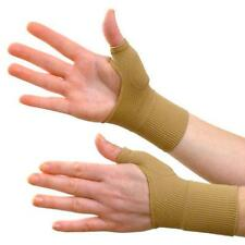 Therapy Gloves Gel Filled Thumb Hand Wrist Support Arthritis Compression e8