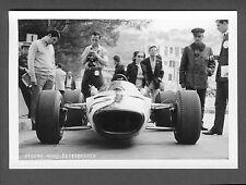 McLaren-Ford V8. Monaco GP, 1966. Vintage F1 photo. L101
