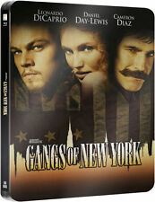 Gangs of New York - Limited Edition Steelbook (Blu-ray) BRAND NEW!!