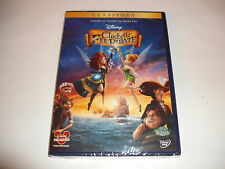 walt disney dvd clochette et la fee pirate