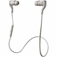 ORIGINALE Plantronics BackBeat go2 wireless Earbuds BOBINA 89800-05 - BIANCO-NUOVO