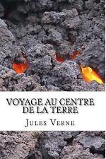 Voyage Au Centre de la Terre by Jules Verne (2014, Paperback)