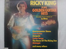 Ricky King plays Golden Guitar Hits