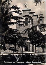 P3060      Perugia,  PASSIGNANO sul Trasimeno  Chiesa Parrocchiale