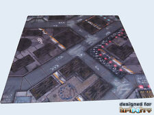 Micro Art Studio BNIB - War Game Mat - 48x48inch - District 5