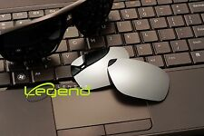 A8 Titanium Mirror POLARIZED Replacement Legend Lenses For Oakley DISPATCH 1
