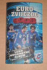 EURO STARS 2008 UEFA European Football Championship Trading Cards Album ICECREAM