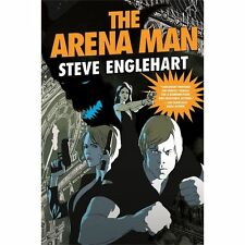 The Arena Man (The Max August Magikal Thrillers)-ExLibrary