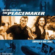 THE PEACEMAKER Hans Zimmer LA-LA LAND 2-CD Soundtrack Score LTD EDITION New MINT