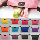 Women Waterproof Zipper Cosmetic Makeup Bag Handbag Purse Pouch Pen Pencil Case