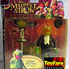 Palisades The Muppet Show 25 Years Kermit the Frog Tuxedo/Camers/Top Hat ToyFare