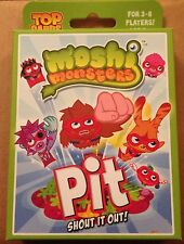 Moshi Monsters PIT Shout It Out Card Game - New & Sealed - FREE POSTAGE
