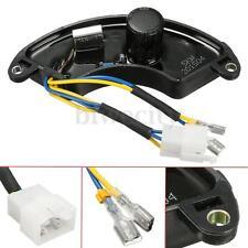 1Pcs 250V AC 5.5KW Automatic Voltage Regulator 5500 Watts Generator AVR 470uF