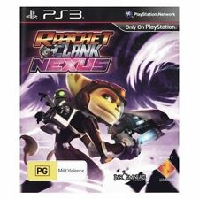 Ratchet And Clank Nexus (Sony PlayStation 3,) PS3 - FREE POST / VERY GOOD!