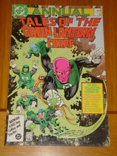 TALES OF THE GREEN LANTERN CORPS ANNUAL #2 DC COMIC
