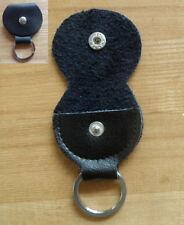 Sale Black Handmade Musical Guitar Pick Holder Plectrums Package Bag Case
